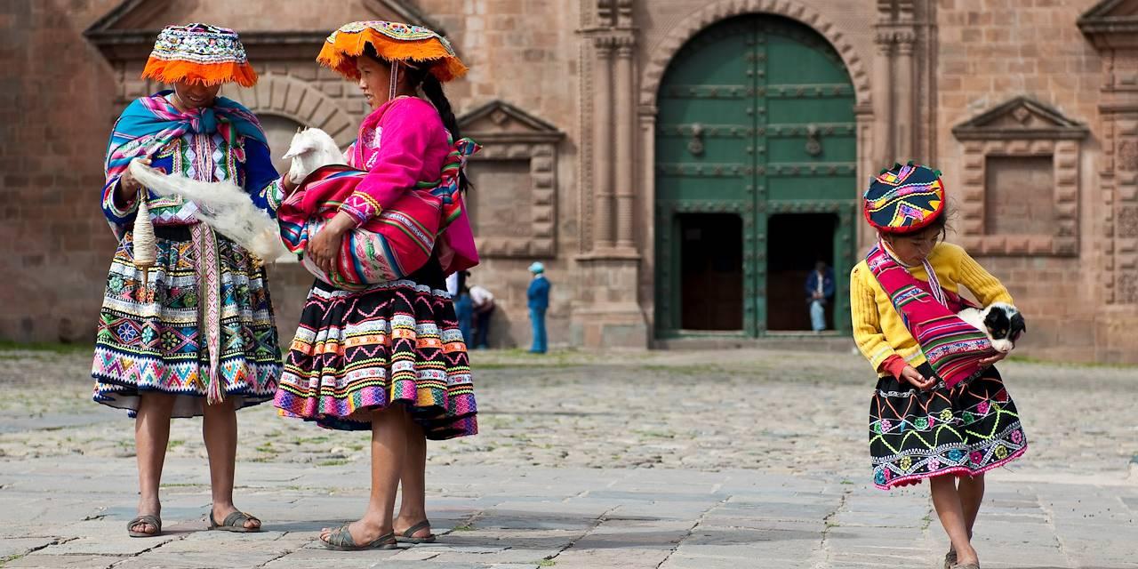 Femmes quechuas - Cuzco - Pérou