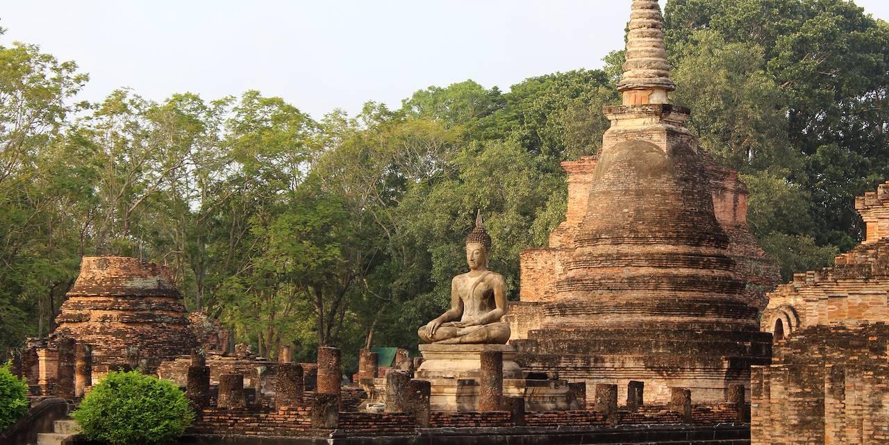 Wat Yai Chai Mongkhon - Ayutthaya - Thaïlande