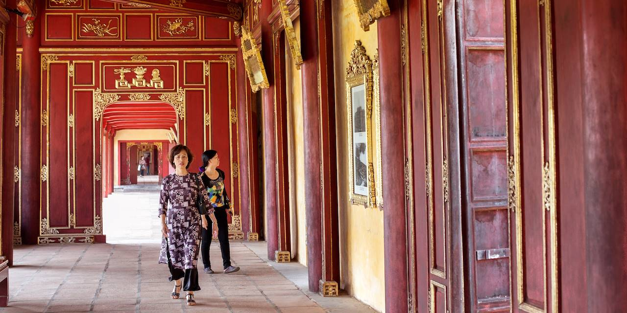Palais de l'Harmonie Suprême (Thai Hoa) - Hué - Vietnam