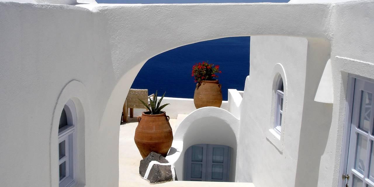 Santorin - Cyclades
